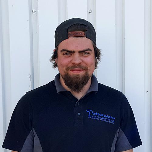 Alexander Olofsson : Mekaniker Bärgning