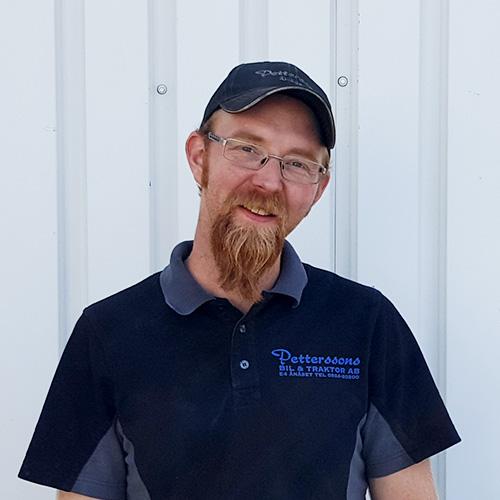 Christer Boström : Kundmotagare, Mekaniker, Arbetsledare